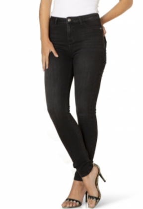 Jeans Fay - Skinny Fit Antraciet
