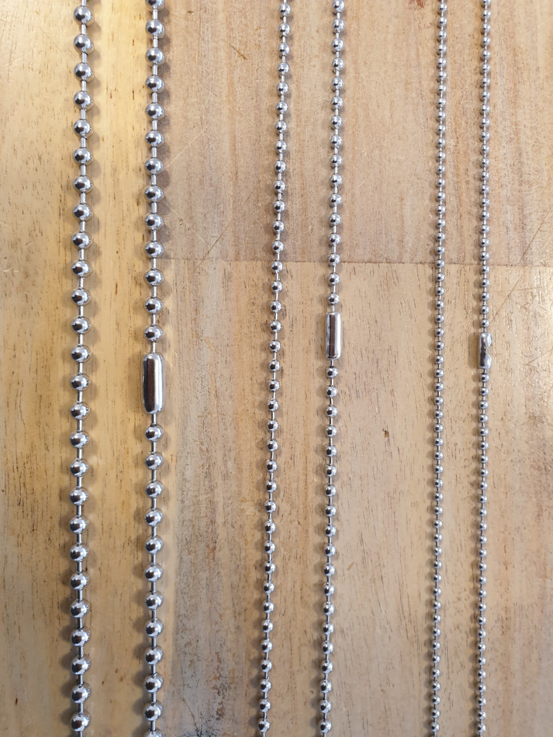 Switch ketting - Staal
