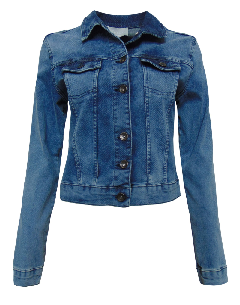 Jacket Tamar - Denim Blue