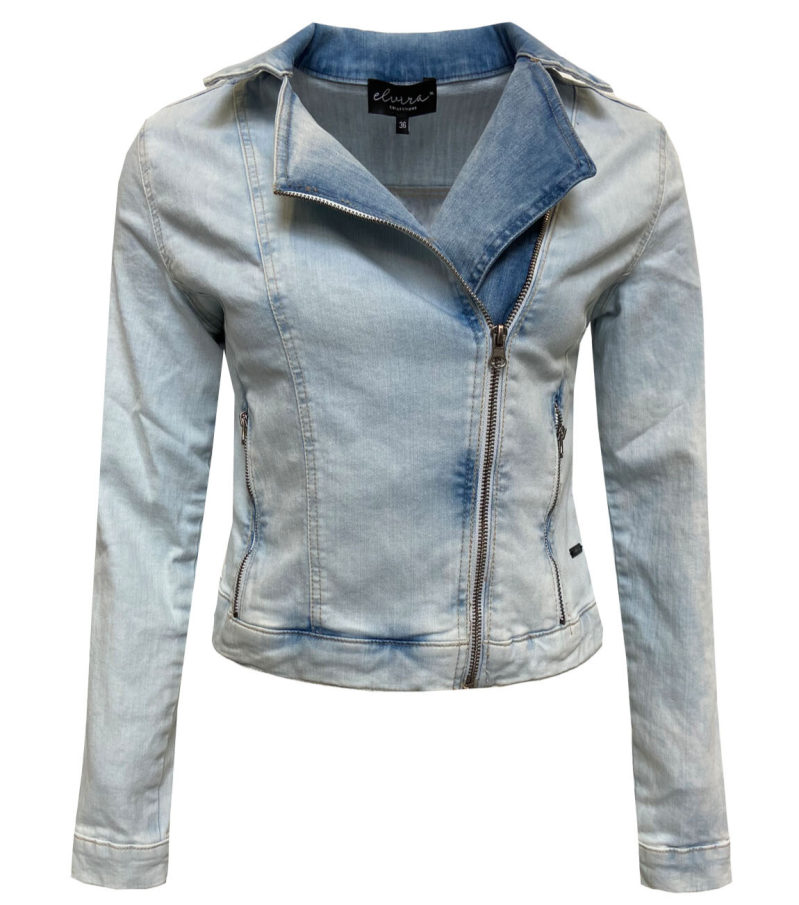Jacket Indy - Biker Denim