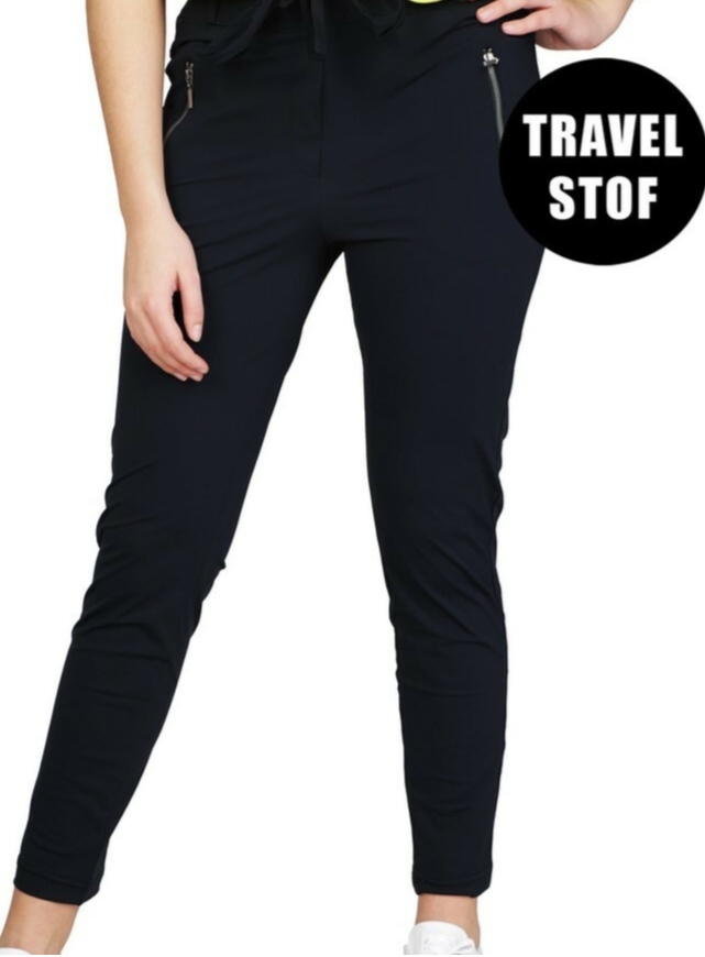 Broek Marissa - Travel black
