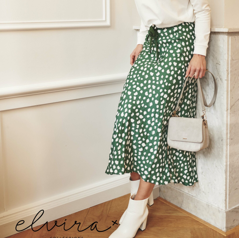 Rok Lina - Dot Green