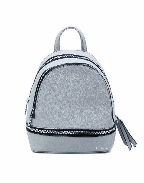 Rugtasje mini - L. grey