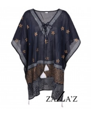 Tuniek Golden Stars - Navy