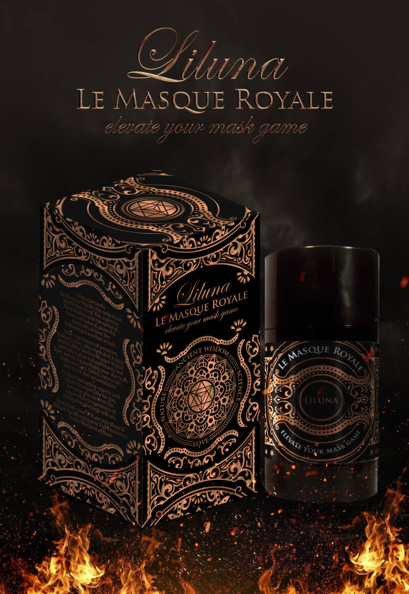 Le Masque Royale | Elevate Your Mask Game