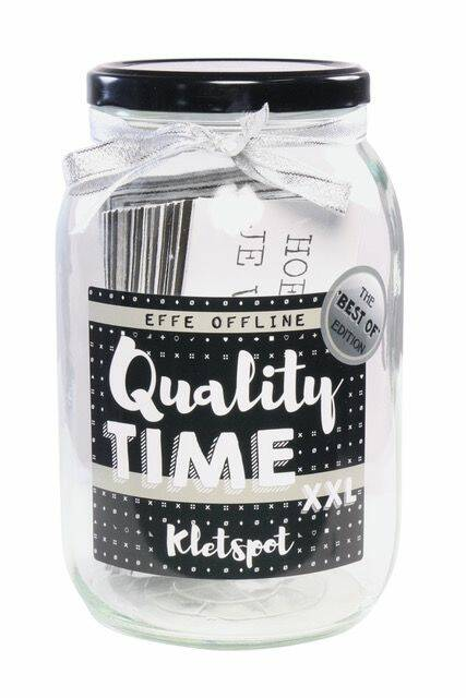 Quality-time kletspot XXL the best-of edition