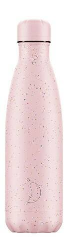 Chilly's Bottle 500 ml Speckled Pink