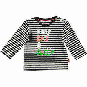 B.e.s.s longsleeve black striped