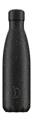 Chilly's Bottle 500 ml Speckled Black