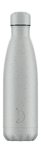 Chilly's Bottle 500 ml Speckled Grey