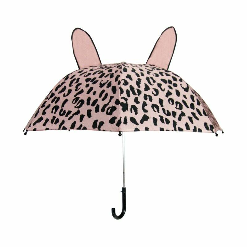 Umbrella Pink Leopard