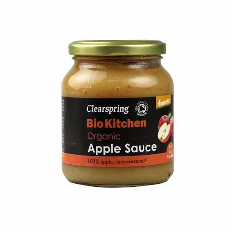 Appelmoes Clearspring 360 gr
