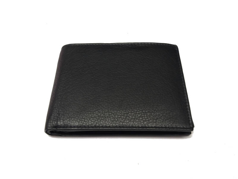 leather wallet 1005 M - soft black