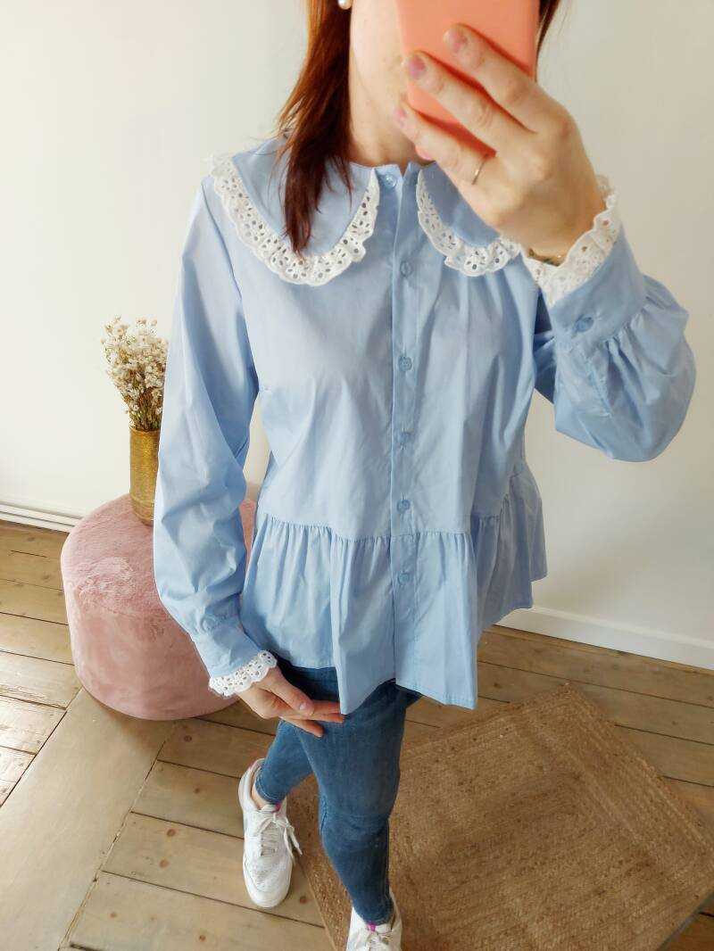 Blouse ´lightblue