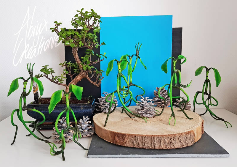 Bowtruckle: Artist's choice!