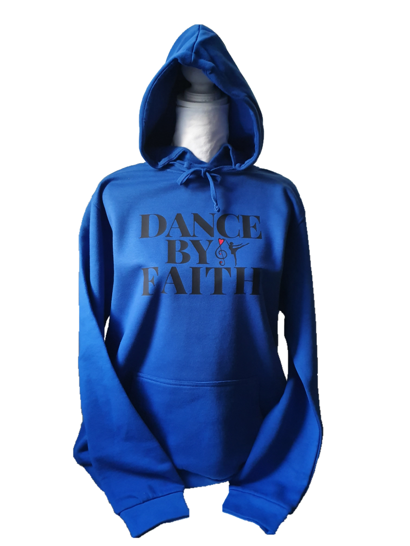 Dance By Faith // Hoody // Lady-Fit