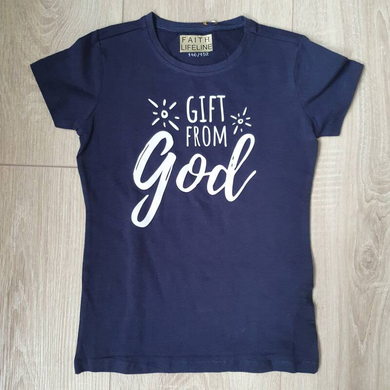 Gift From God // 146/152 // T shirt