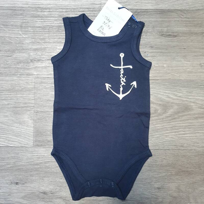 Romper Faith Anchor Klein // 50/56