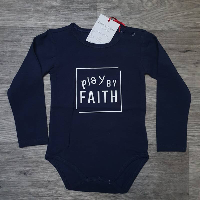 Romper Play by Faith // 86/92