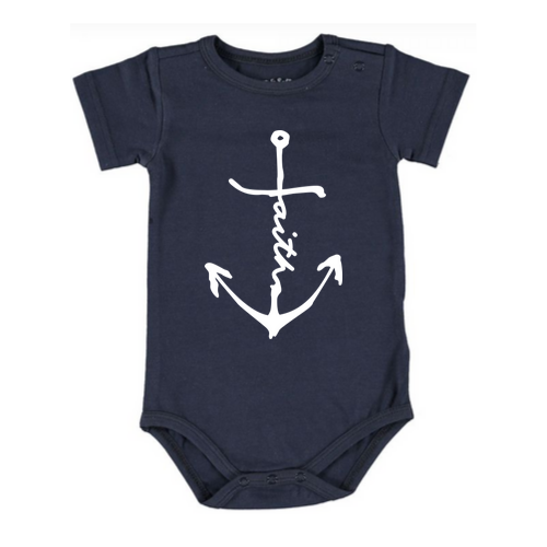 Faith Anchor XL // Baby // Romper
