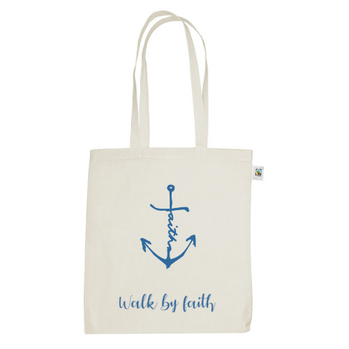 Bag Tina // Walk By Faith & Faith Anchor