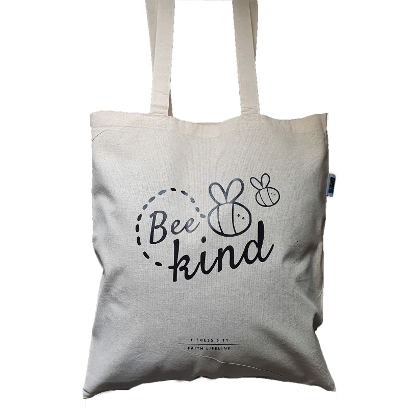 Bee Kind // Canvas // Tas