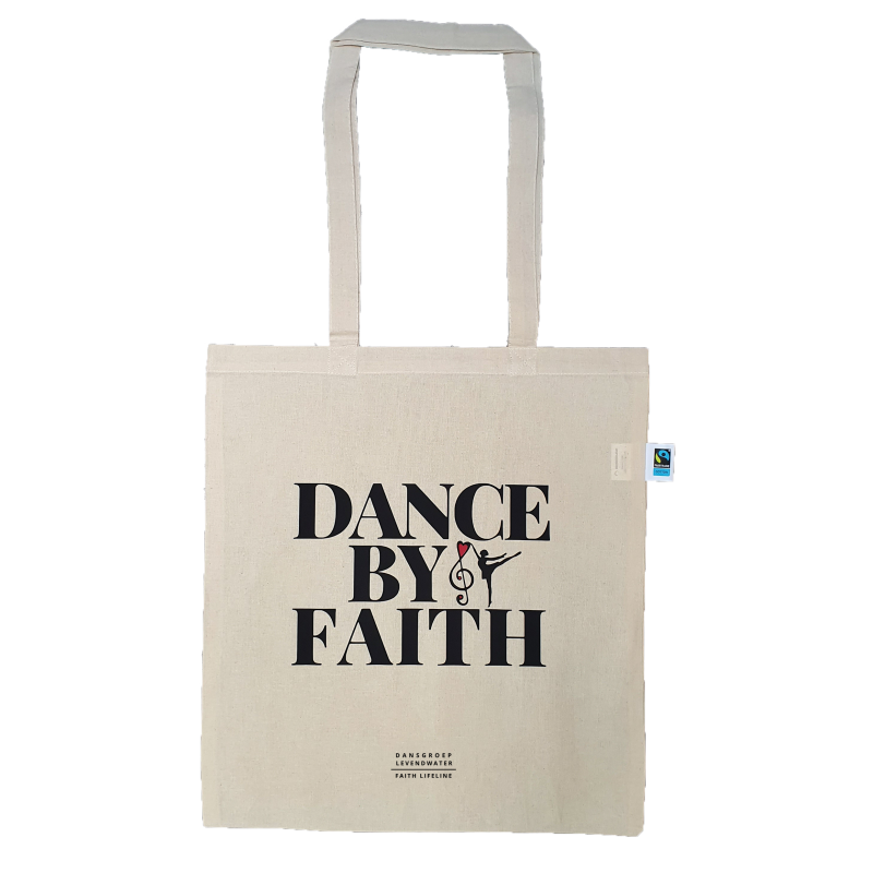 Dance By Faith // Canvas // Tas