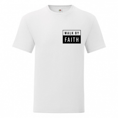 Shirt Wim // Walk By Faith