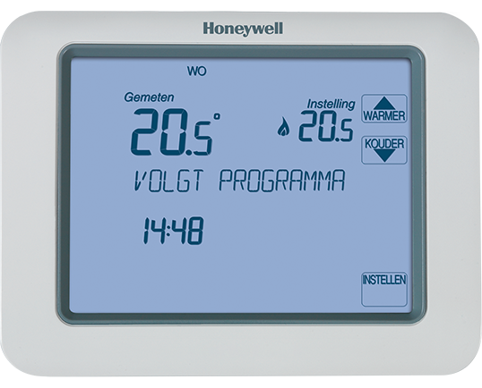 Honeywell Gronotherm touch