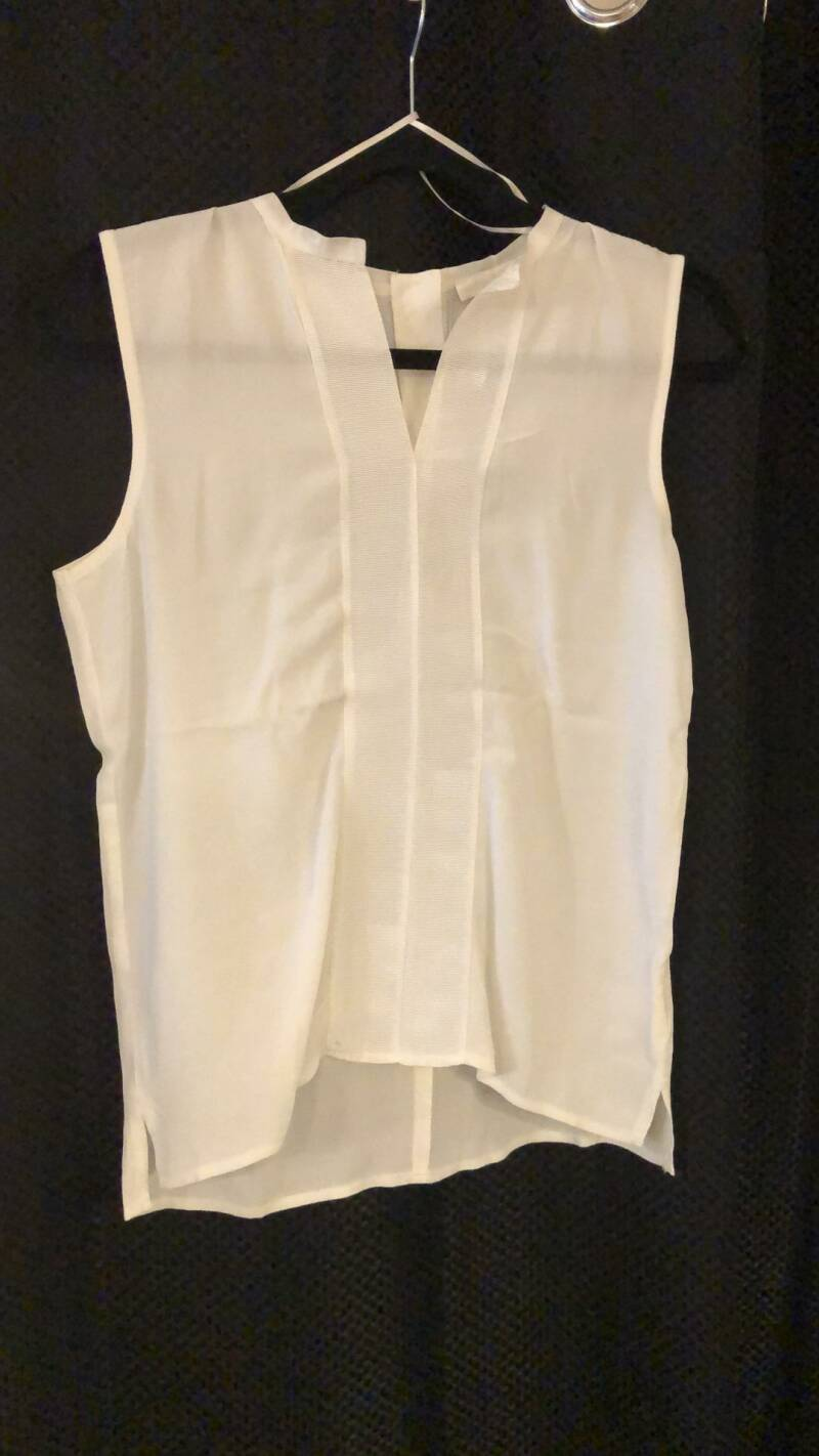 WITTE TOP MELTING STOCKHOLM SIZE XS