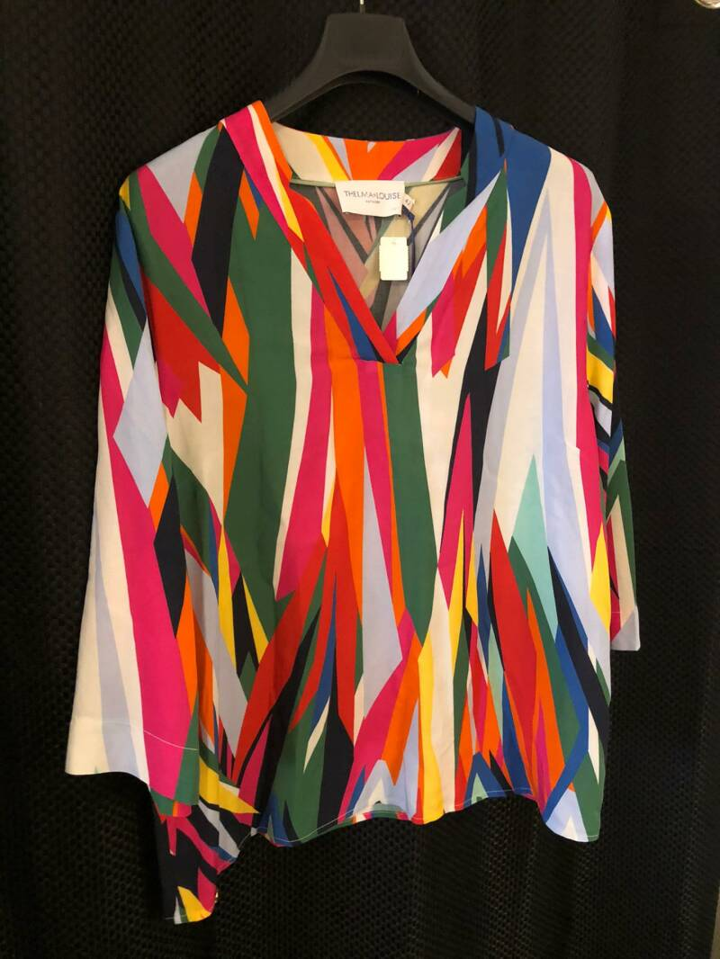BLOUSE NIEUW THELMA AND LOUISE SIZE 42