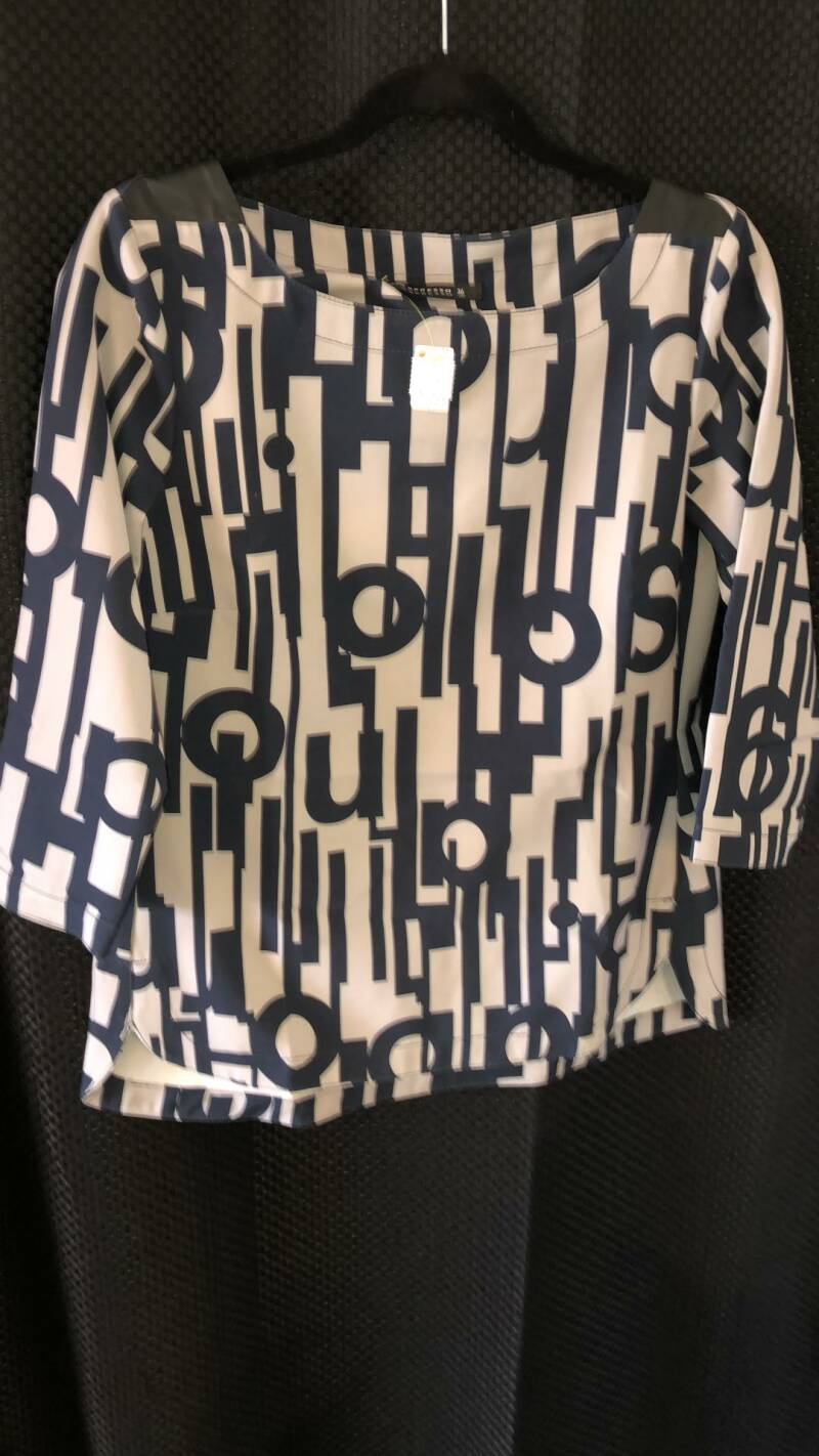 BLOUSE EXPRESSO SIZE 36