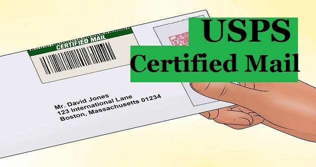 Number1 Certified Mailing Program®️ (MONTHLY PLAN)