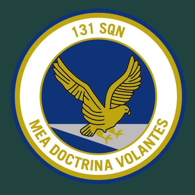 131 Sqn PATCH #005