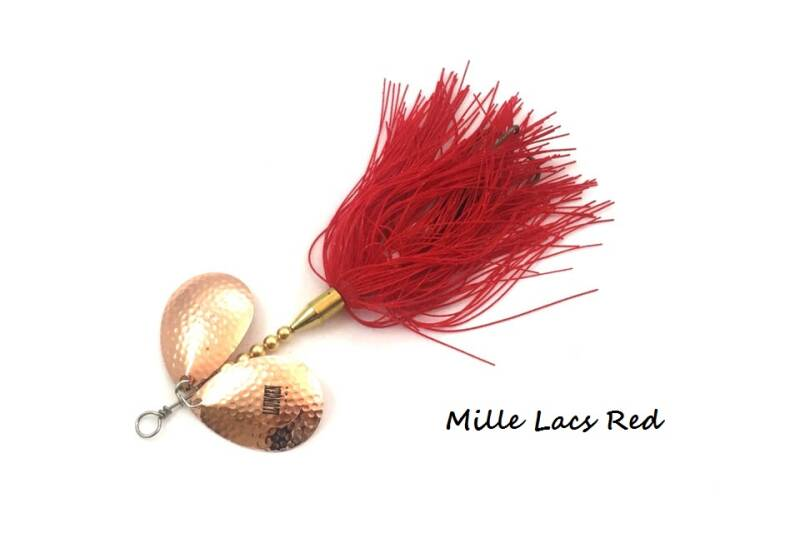 DC-8 (mille lacs red)