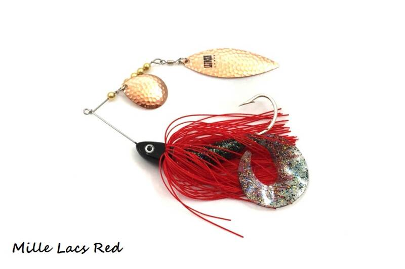 Nutbuster Tandem jr. (mille lacs red)