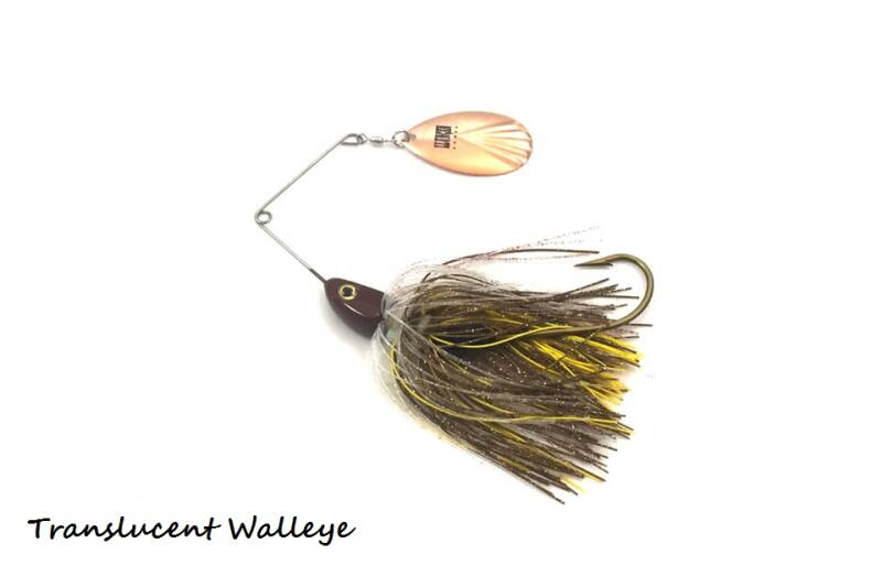 Nutbuster (translucent walleye)