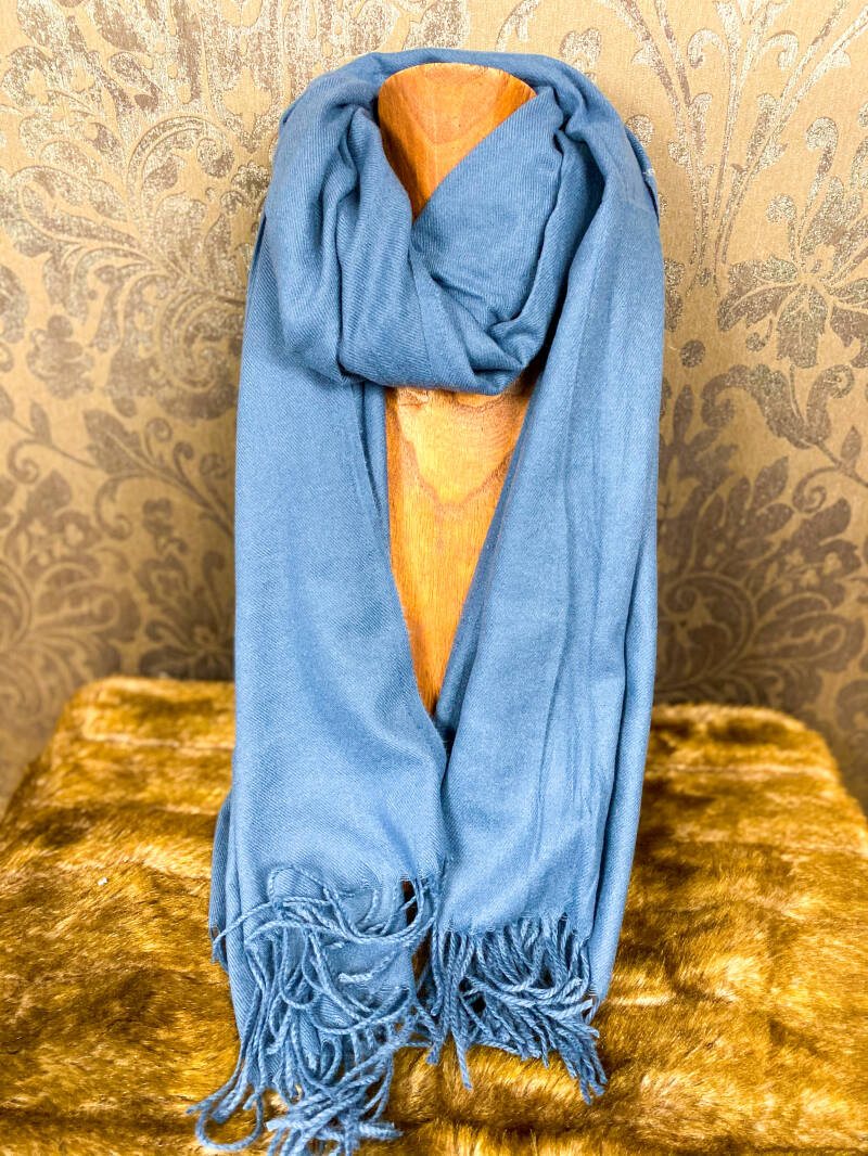 Scarf Powder Blue