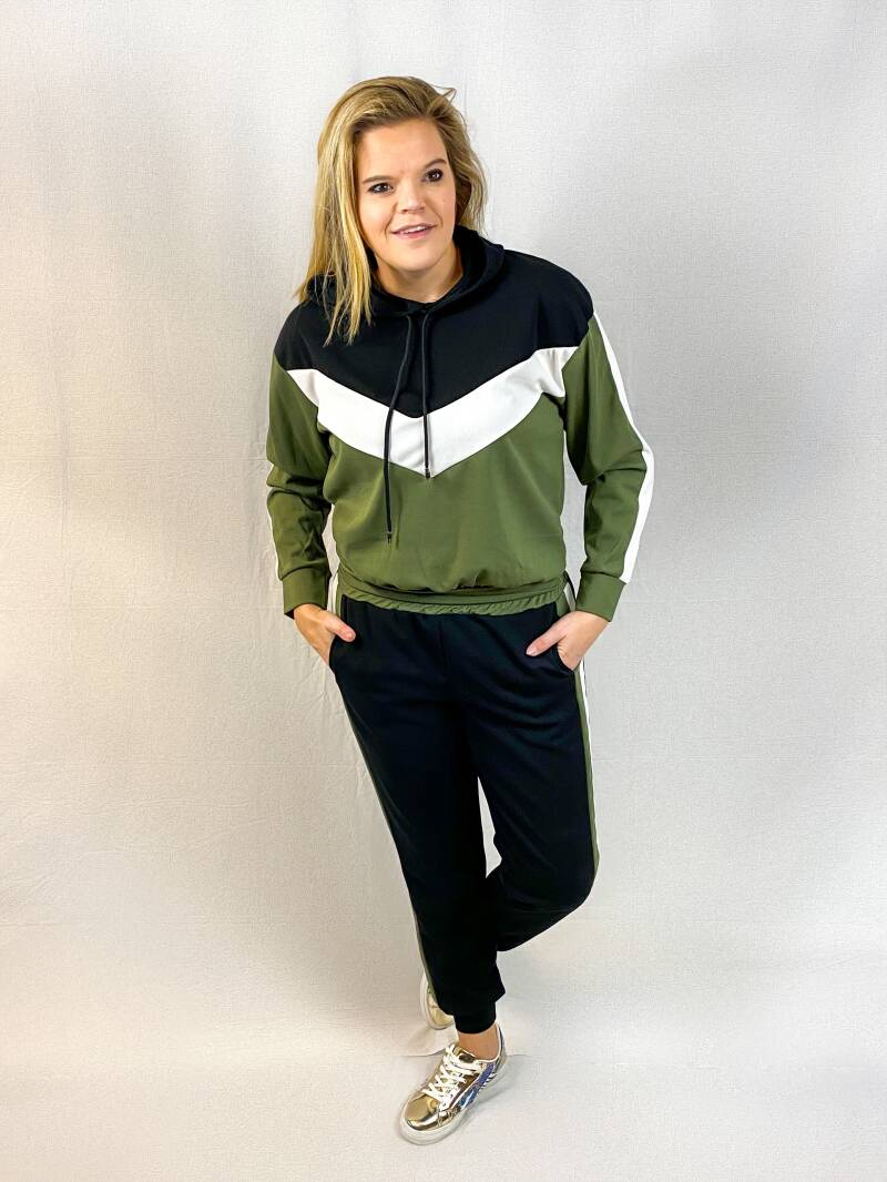 Homewear Sporty Green