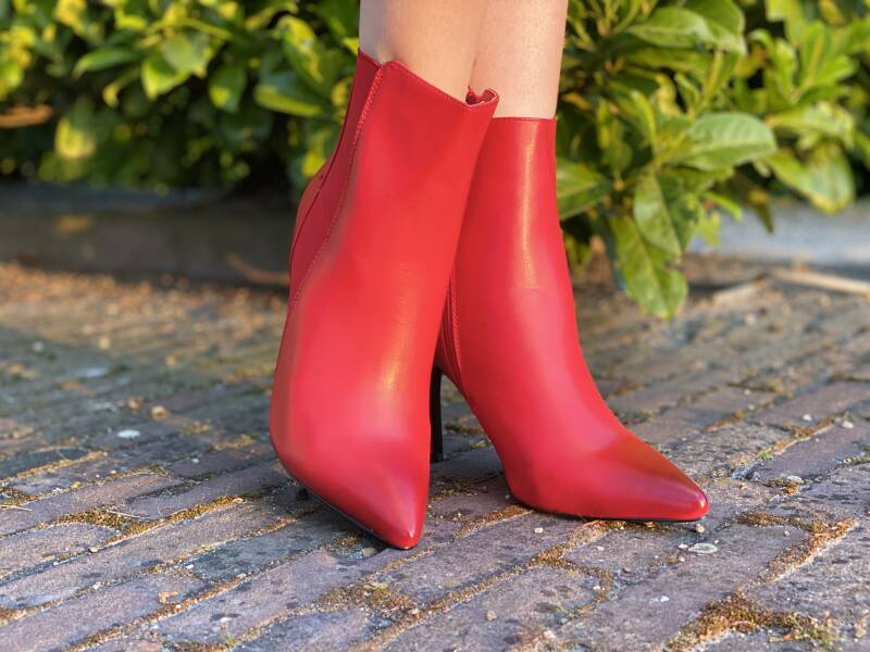 FLASH ❗️Shoes Red Boots