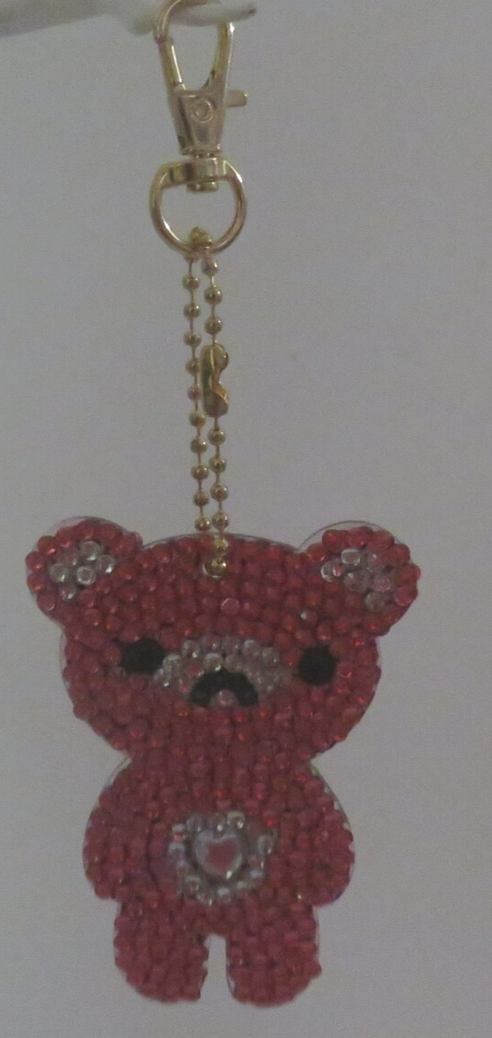 animal keyring