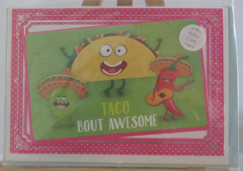 food related cards