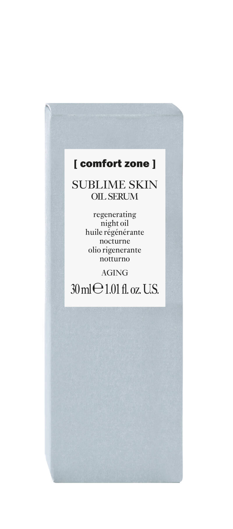 Sublime Skin oil serum