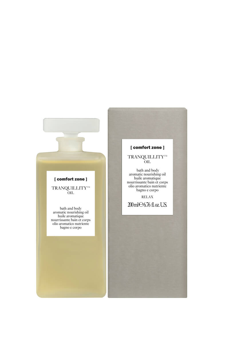 Tranquillity body oil