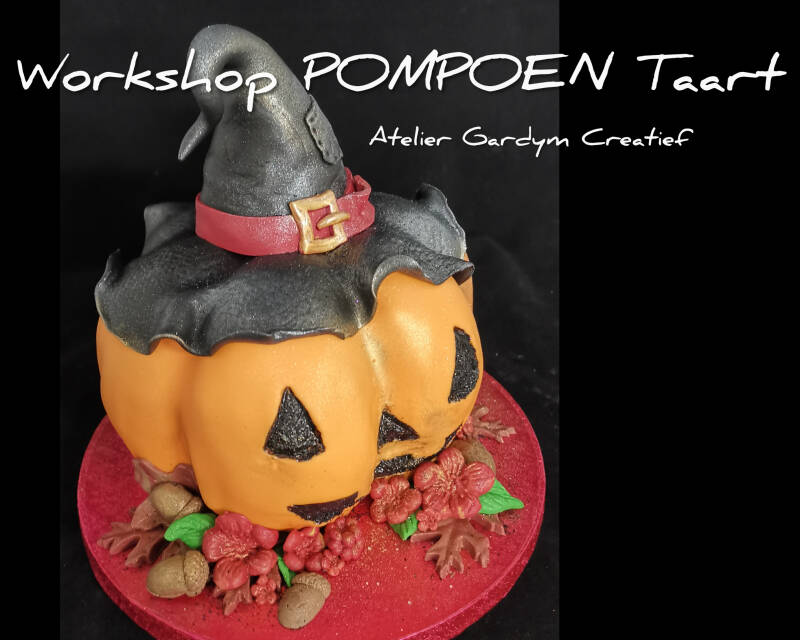 17/10/20 - Workshop Pompoen Taart
