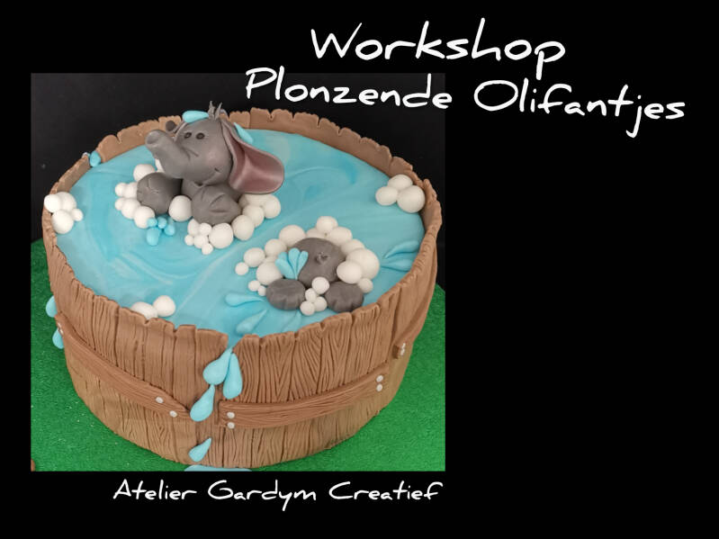 14/11/2020 - Workshop Plonzende Olifantjes