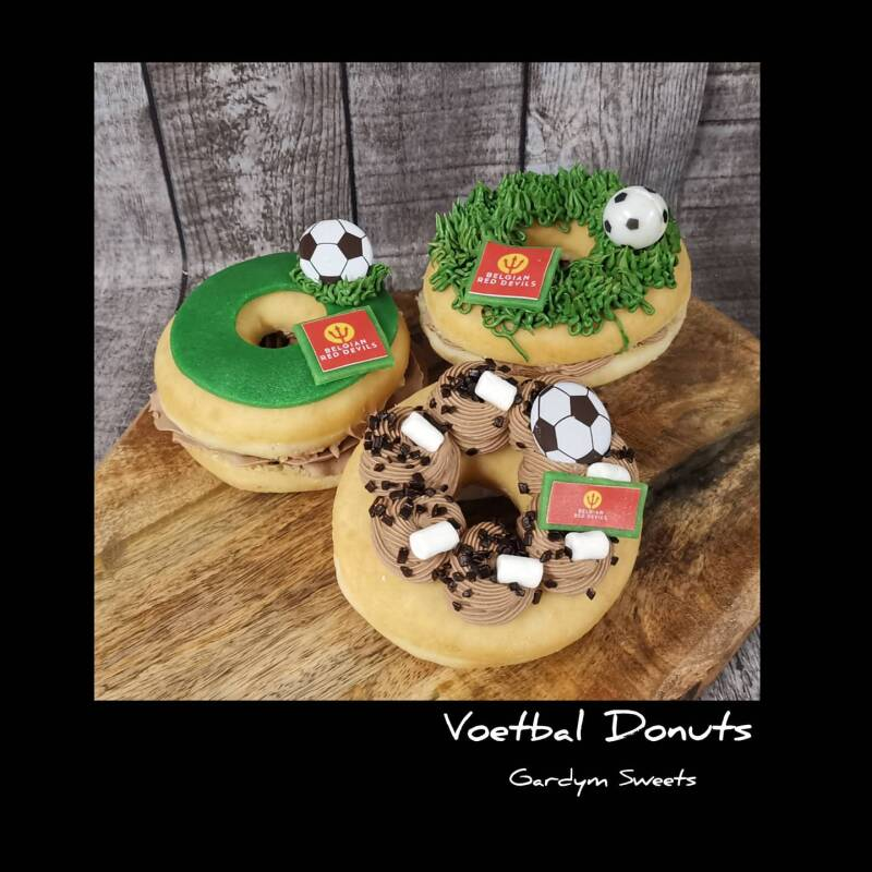DONUT - Thema Voetbal