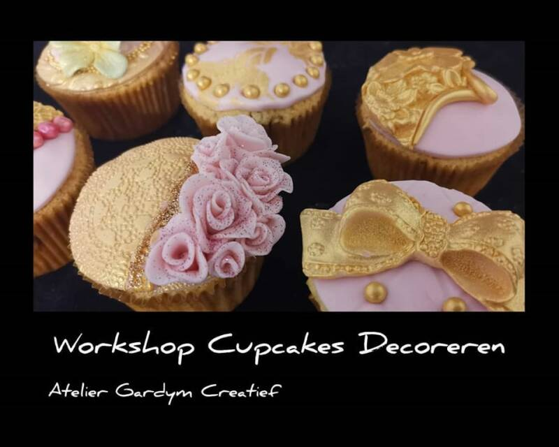 03/10/2020 - Workshop Vintage Cupcakes