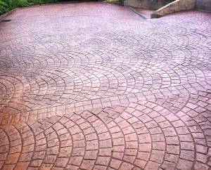 stamped Concrete contractors Cleveland