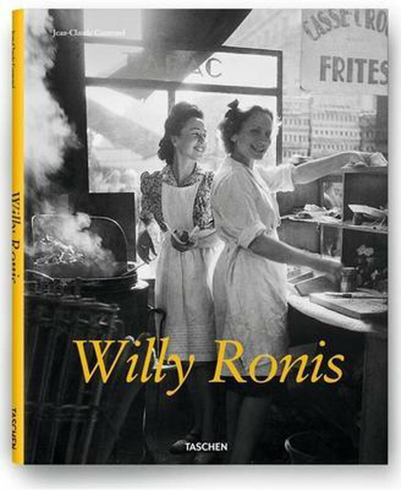 Gautrand, Jean-Claude  -  Willy Ronis     new in plastic